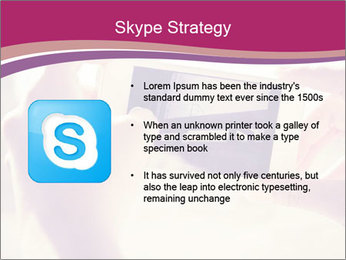 Teenagers With Phone PowerPoint Template - Slide 8