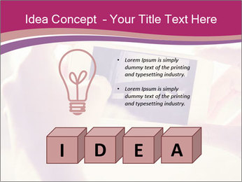 Teenagers With Phone PowerPoint Template - Slide 80