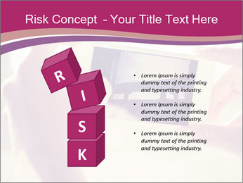 Teenagers With Phone PowerPoint Template - Slide 81
