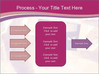 Teenagers With Phone PowerPoint Template - Slide 85