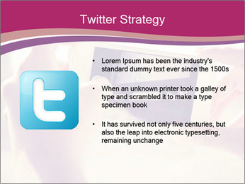Teenagers With Phone PowerPoint Template - Slide 9