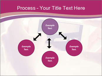 Teenagers With Phone PowerPoint Template - Slide 91
