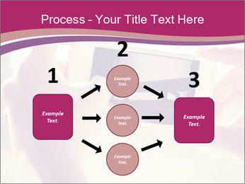 Teenagers With Phone PowerPoint Template - Slide 92