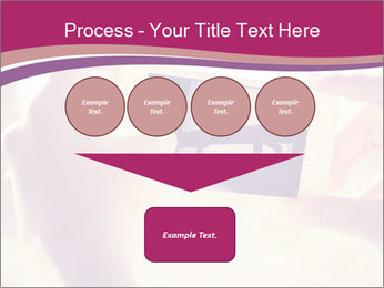 Teenagers With Phone PowerPoint Template - Slide 93