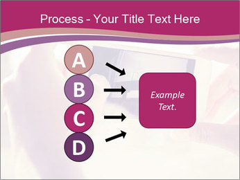 Teenagers With Phone PowerPoint Template - Slide 94