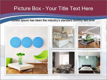 Man dancing on a blue couch PowerPoint Template - Slide 19