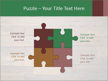 Old wooden background PowerPoint Template - Slide 43