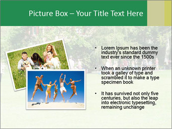 Summer Day In Park PowerPoint Template - Slide 20
