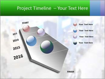 Tradeshow PowerPoint Template - Slide 26
