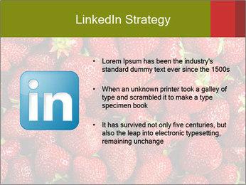 Sweet Strawberries PowerPoint Template - Slide 12