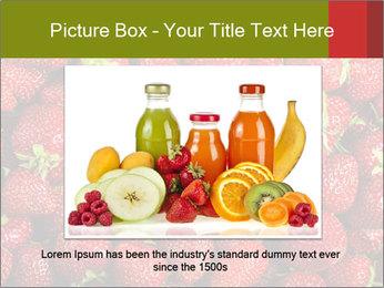 Sweet Strawberries PowerPoint Template - Slide 15