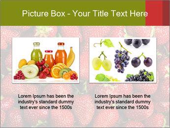 Sweet Strawberries PowerPoint Template - Slide 18