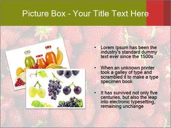 Sweet Strawberries PowerPoint Template - Slide 20