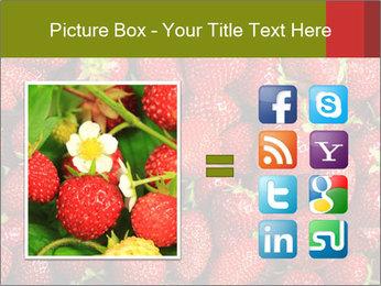 Sweet Strawberries PowerPoint Template - Slide 21
