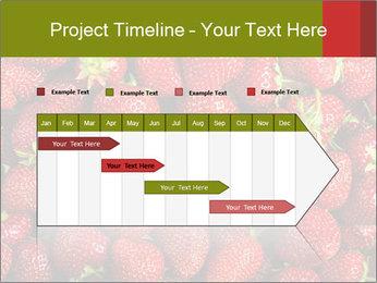 Sweet Strawberries PowerPoint Template - Slide 25