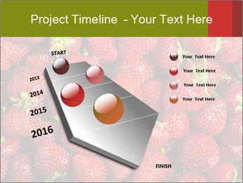 Sweet Strawberries PowerPoint Template - Slide 26