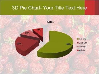 Sweet Strawberries PowerPoint Template - Slide 35