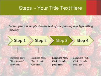 Sweet Strawberries PowerPoint Template - Slide 4