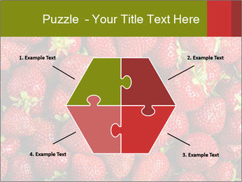 Sweet Strawberries PowerPoint Template - Slide 40
