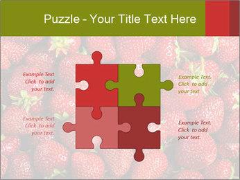 Sweet Strawberries PowerPoint Template - Slide 43