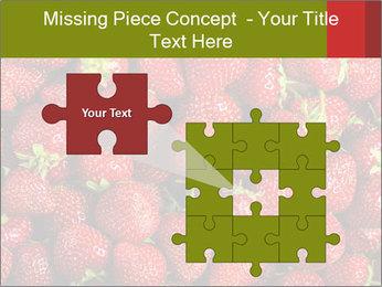 Sweet Strawberries PowerPoint Template - Slide 45