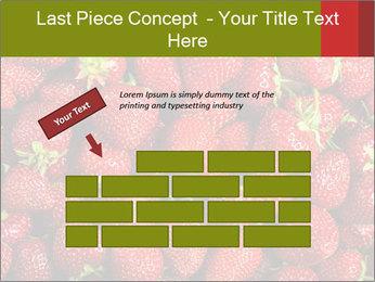 Sweet Strawberries PowerPoint Template - Slide 46