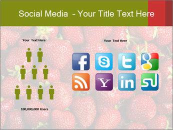 Sweet Strawberries PowerPoint Template - Slide 5