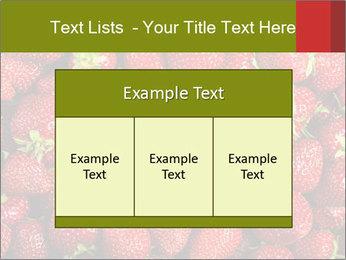 Sweet Strawberries PowerPoint Template - Slide 59