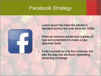 Sweet Strawberries PowerPoint Template - Slide 6