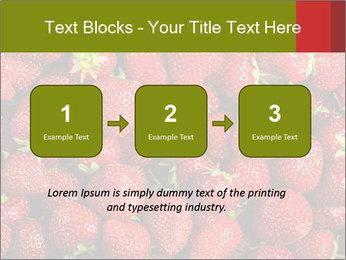 Sweet Strawberries PowerPoint Template - Slide 71