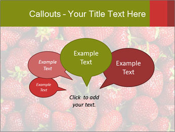 Sweet Strawberries PowerPoint Template - Slide 73