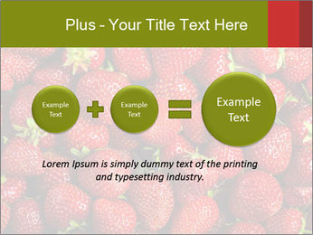 Sweet Strawberries PowerPoint Template - Slide 75