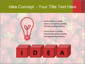 Sweet Strawberries PowerPoint Template - Slide 80