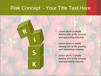 Sweet Strawberries PowerPoint Template - Slide 81