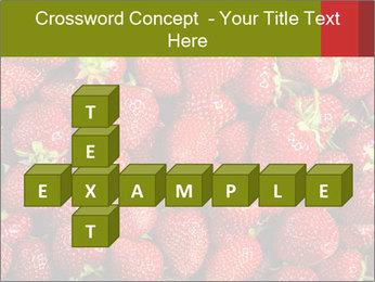 Sweet Strawberries PowerPoint Template - Slide 82