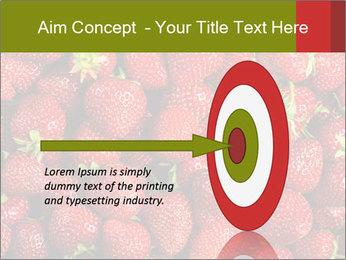 Sweet Strawberries PowerPoint Template - Slide 83