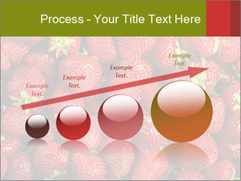 Sweet Strawberries PowerPoint Template - Slide 87