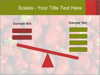 Sweet Strawberries PowerPoint Template - Slide 89