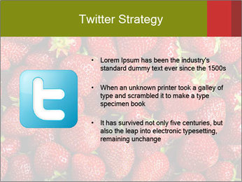 Sweet Strawberries PowerPoint Template - Slide 9