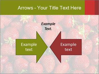 Sweet Strawberries PowerPoint Template - Slide 90