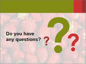 Sweet Strawberries PowerPoint Template - Slide 96