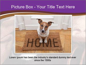 Sick Dog PowerPoint Template - Slide 16