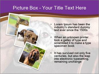 Sick Dog PowerPoint Template - Slide 17