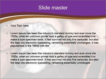 Sick Dog PowerPoint Template - Slide 2