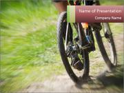 Bicycle Adventure PowerPoint Template