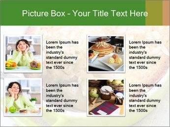 Apple Cake PowerPoint Template - Slide 14