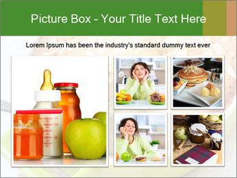 Apple Cake PowerPoint Template - Slide 19