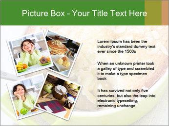 Apple Cake PowerPoint Template - Slide 23