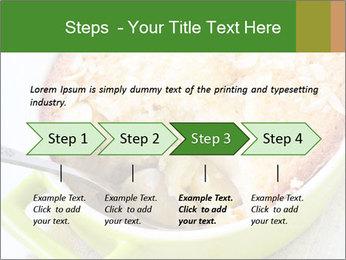 Apple Cake PowerPoint Template - Slide 4