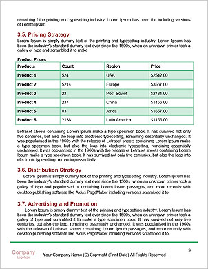 0000090039 Word Template - Page 9